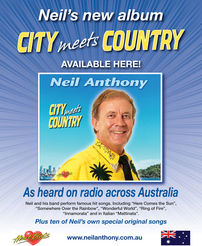 City Meets Country Poster Link
